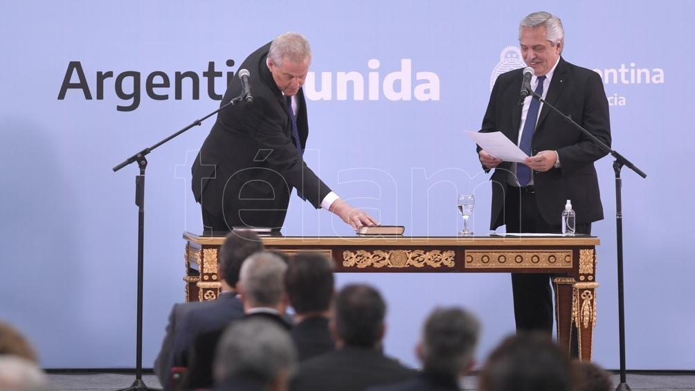 Jaime Perczyk será el encargado de Educación (Foto: Julián Álvarez).