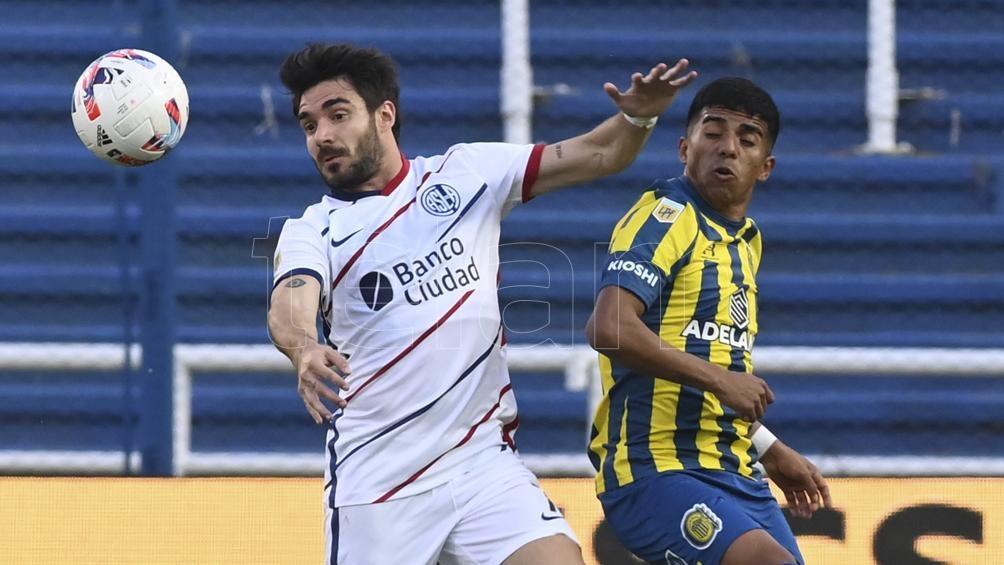 Central consiguió los tres puntos cerca del epílogo (Foto: Sebastián Granata).