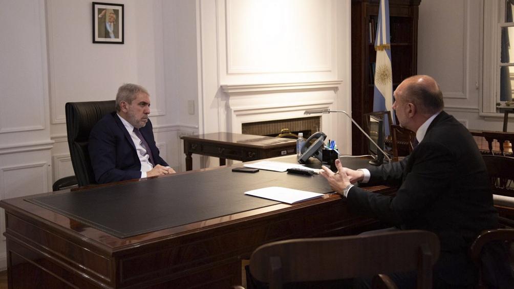 """Perotti habló de """"no permitir la impunidad""""."""