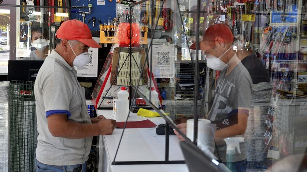 La actividad aborda el impacto de la pandemia en mundo del trabajo.
