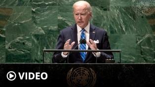 Pobreza, coronavirus y cambio climático, en la agenda de la ONU