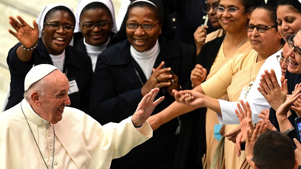El Papa habló sobre la violencia sobre las mujeres.