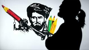 Los artistas afganos dudan entre la destrucción de sus obras y sumarse a la resistencia