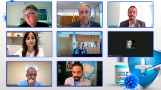 Télam participó en un debate internacional sobre vacunas contra COVID-19 y desinformación