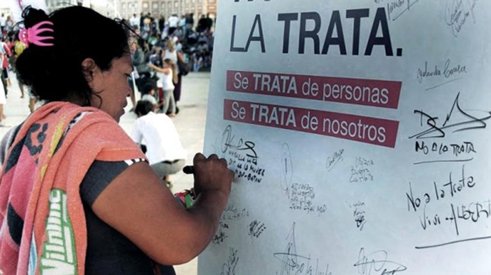 La trata de personas es el tercer delito más rentable luego del tráfico de drogas y armas (Foto: archivo)