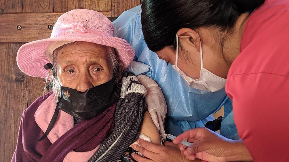 Plan estratégico de inmunización.