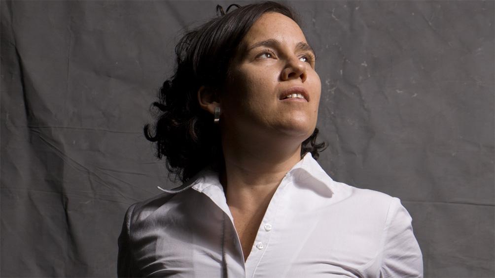 Torres es licenciada en Comunicación Social y especialista en políticas culturales. Foto: Maximiliano Conforti.