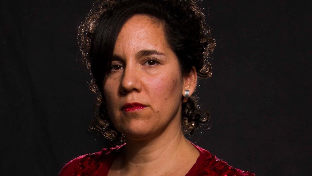 La autora enfoca los efectos de la violencia en el tejido social. Foto: Maximiliano Conforti.