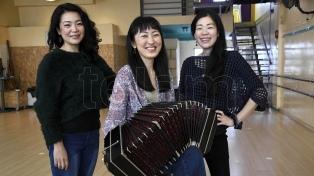 El tango las conquistó y cambiaron Japón por Buenos Aires