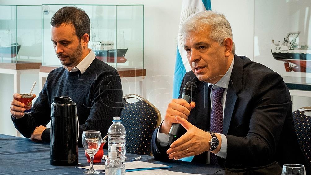 """Domínguez opinó que """"la apertura del mercado chino significó una nueva posibilidad para la exportación y para el productor"""""""