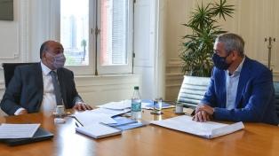 Manzur y Ferraresi analizaron proyectos de vivienda y urbanización