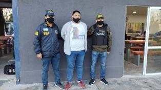 """Detuvieron a """"Pantro"""", el sucesor del narco """"Marcos"""" en la venta de drogas en la villa 1-11-14"""