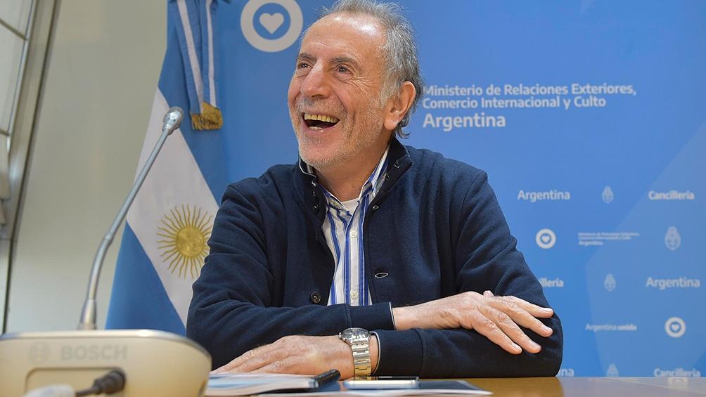 Jorge Neme asumió como secretario de Evaluación Presupuestaria.