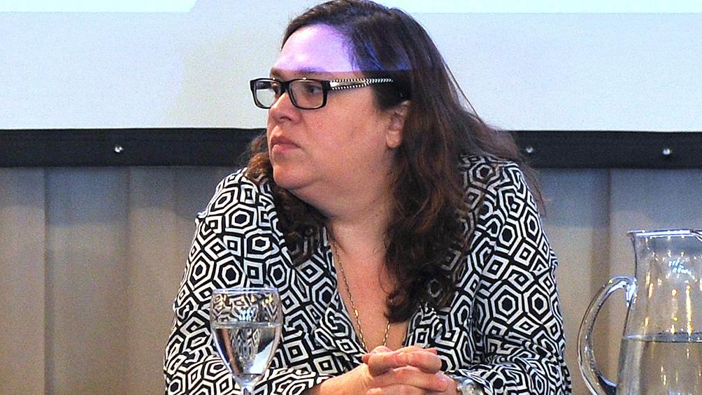 Valeria Zapesochny es la nueva titular de la Secretaría de Medios y Comunicación Pública.