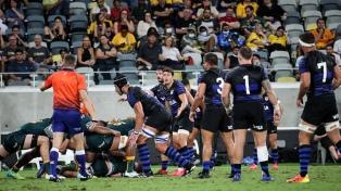 Los Pumas sumaron su quinta derrota al hilo ante Australia