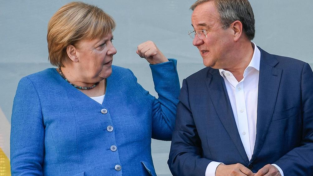 Alemania vota para definir quién será el sucesor de Angela Merkel