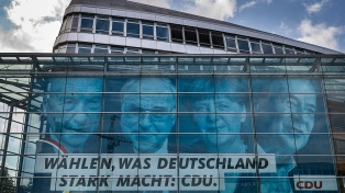 Sin un favorito claro, los alemanes elegirán el domingo al sucesor de Merkel