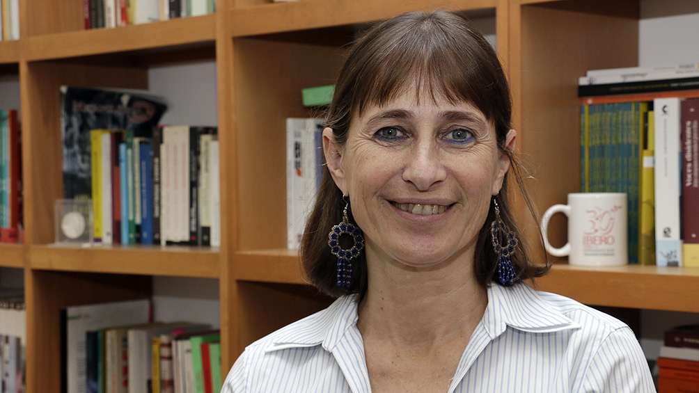 Helena Varela Guinot es docente e investigadora en la Universidad Iberoamericana de Ciudad de México.