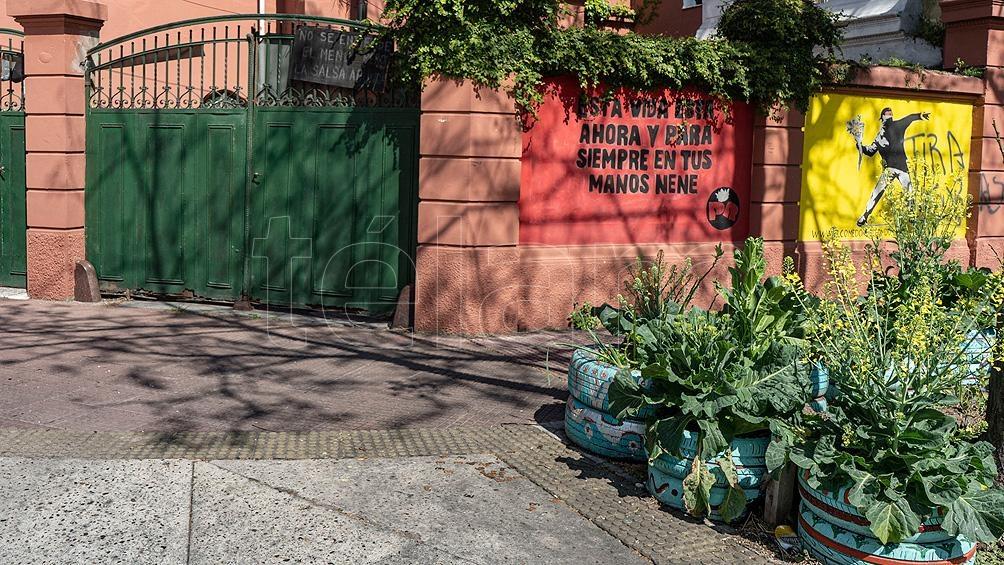 La futura edificación estará ubicada en la Plaza Malaver tras la demolición de una vieja casona. Foto: Mateos Pepe