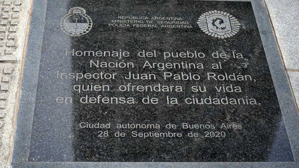 A un año del hecho, este martes habrá un homenaje en la sede de la Policía Montada. Foto: Mateos Pepe