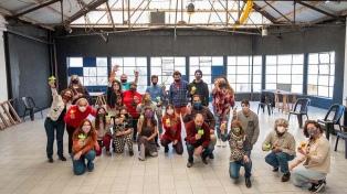 El América Libre celebra 15 años de cultura y trabajo social en Mar del Plata