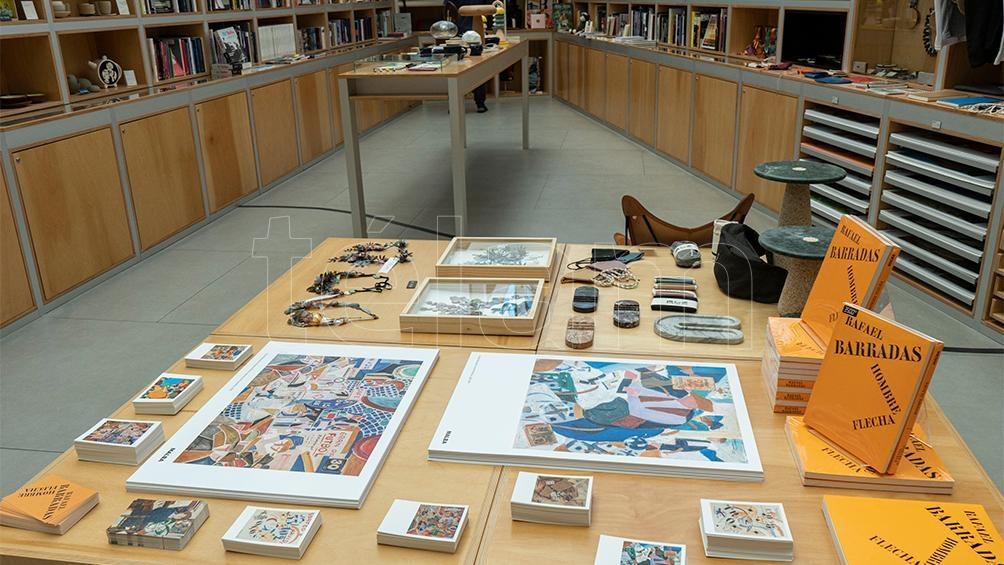 Tienda Malba y objetos inspirados en la colecciÓn