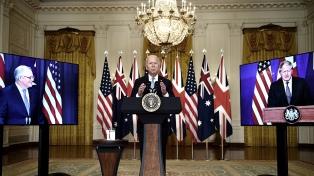 Biden movió ficha: America First