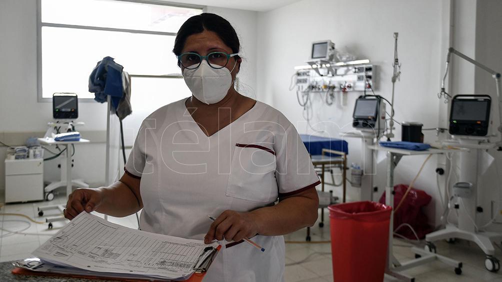 Alivio y esperanza en el Posadas: cinco días sin pacientes con Covid en terapia intensiva