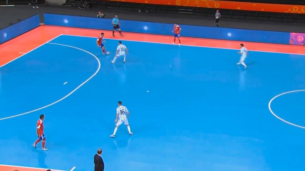 El seleccionado argentino de Futsal es el actual campeón mundial.