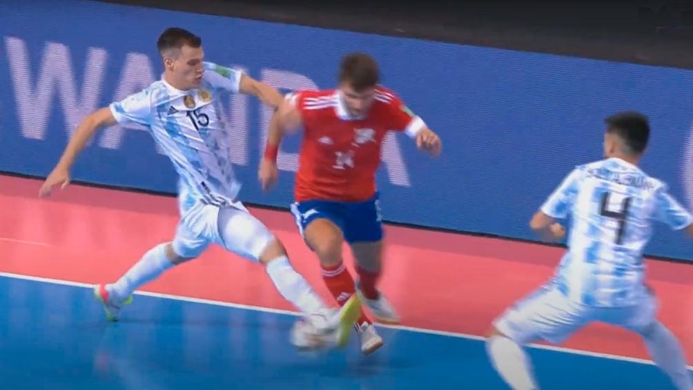 El equipo argentino dejó en el camino a Paraguay, Rusia y Brasil para acceder a la final.