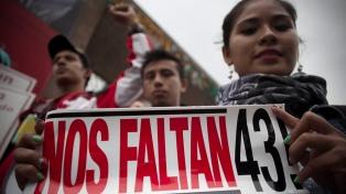 El Ejército ocultó información sobre los 43 estudiantes de Ayotzinapa desaparecidos