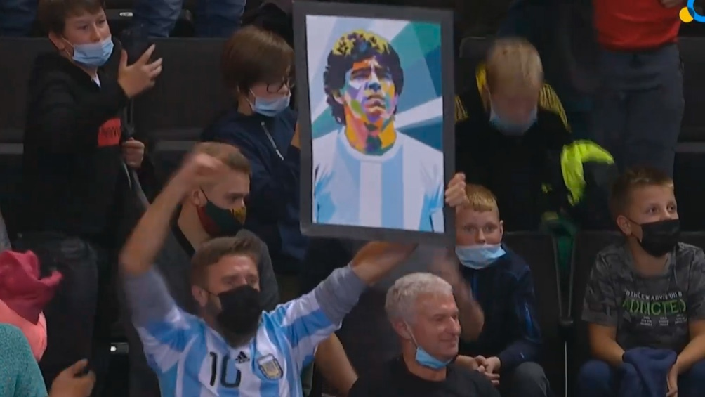 Argentina se cruzará con Brasil en busca de un lugar en la final.