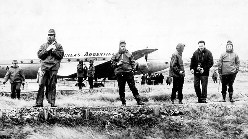 """El viaje a las Malvinas fue con el propósito de """"reafirmar los derechos del país"""" sobre esos territorios."""