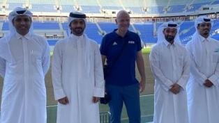 En Qatar inauguran en noviembre dos nuevos estadios para el Mundial de 2022
