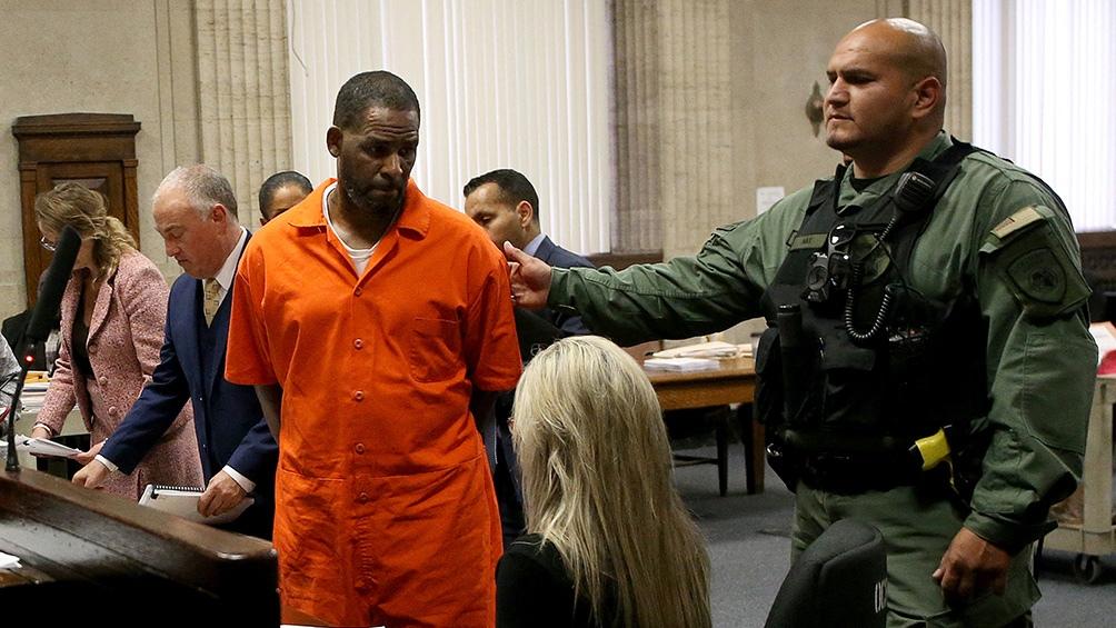 La condena a R. Kelly será dada a conocer el próximo 4 de mayo.