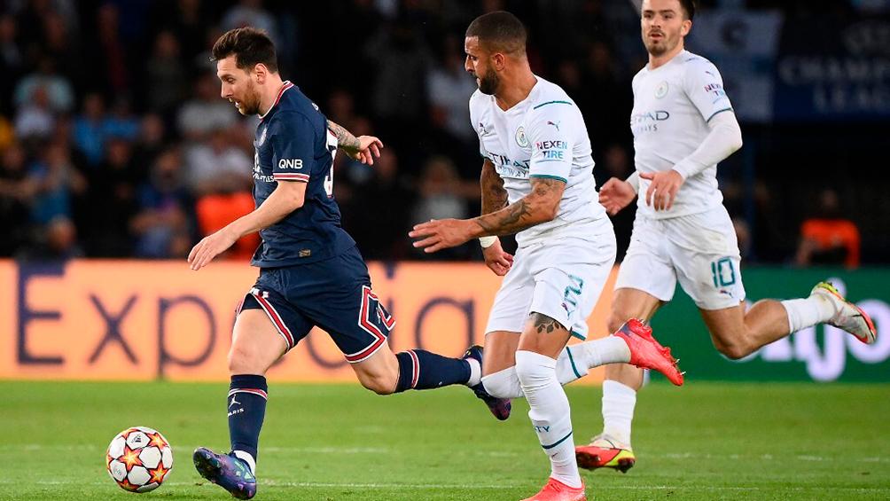 El minuto a minuto en la victoria del PSG ante el City