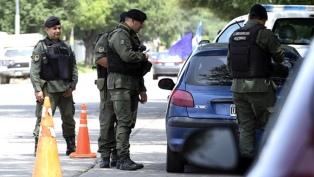Enviarán 1.575 efectivos de fuerzas federales a Santa Fe para combatir el crimen organizado