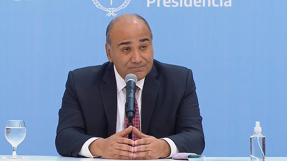 """Manzur: """"En momentos muy difíciles, el Presidente mantuvo firme el timón del barco""""."""