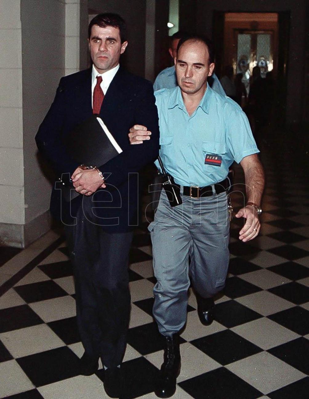 Eduardo Fermín Elicabe, el autor de un crimen que conmovió al país. Desde hacer diez años está en libertad. (Foto: Télam)