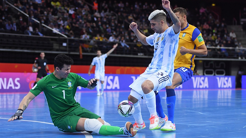 Argentina ya conoce a su rival en la final de la Copa del Mundo