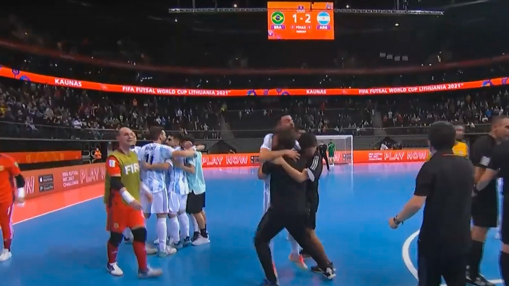 Argentina enfrentará al vencedor de Portugal y Kasajistán
