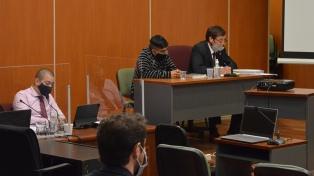 Concluyeron los alegatos en el juicio contra Lautaro Teruel