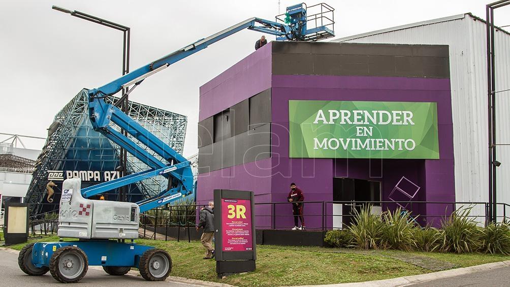 El Polo Expresiones Urbanas será un espacio destinado al desarrollo y promoción de la cultura urbana. Foto: Florencia Downes