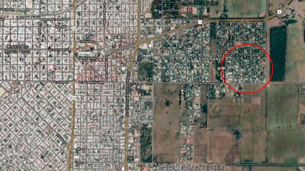 Detienen a joven acusado de matar a golpes a un anciano de 87 años en La Pampa