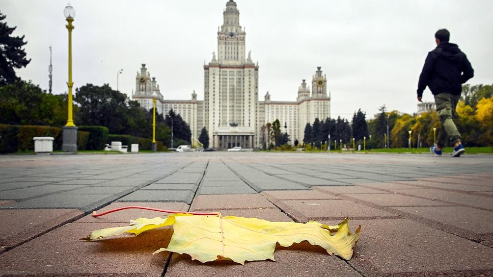 Se confirmaron 64 muertes en Moscú.
