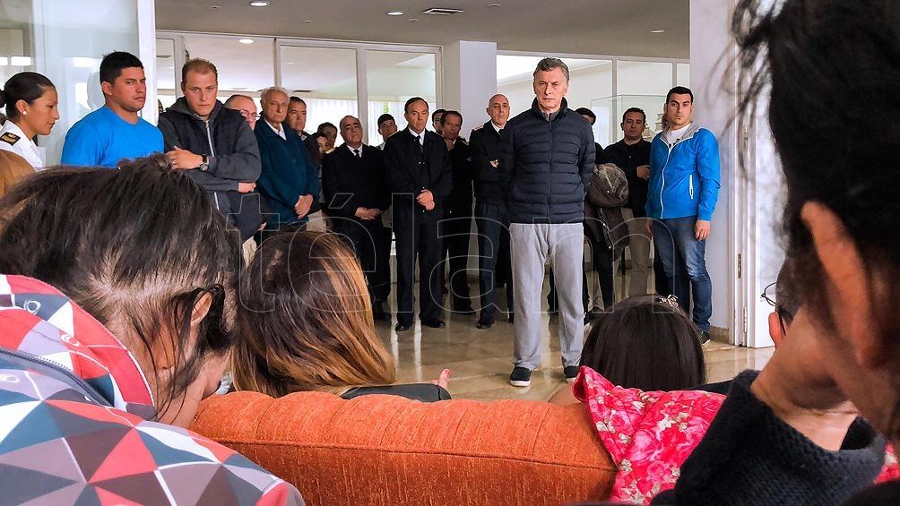 Para el juez, las acciones ilegales obedecieron al interés del expresidente Macri (Foto Diego Izquierdo)