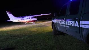 Secuestraron una segunda avioneta por el traslado de cocaína