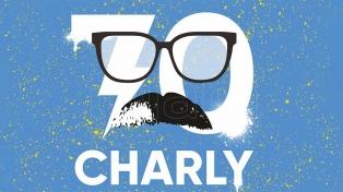 """""""Los Libros de Charly"""", un homenaje a los 70 años del genial músico"""