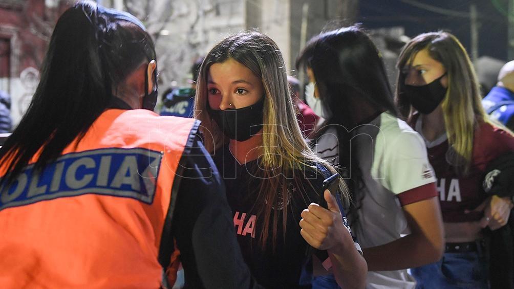 Lanús. Foto Ramiro Gómez