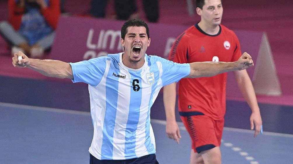 """Simonet: """"Estar en los Juegos Olímpicos es un logro increíble para el handball argentino""""."""